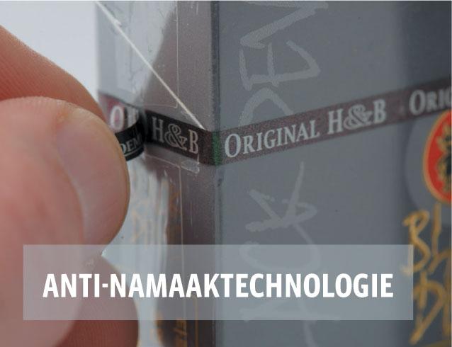 Daka - Anti-namaaktechnologie